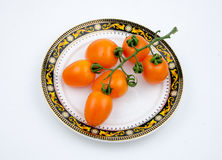 Fruit and vegetable variety Royalty Free Stock Photos