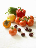 Fruit vegetables Stock Photos
