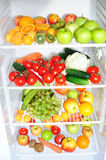 Fruit and vegetables assortment Royalty Free Stock Photography