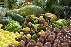 Fruit and vegetables. Royalty Free Stock Photos