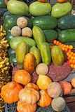 Fruit and vegetables in Ecuador Royalty Free Stock Image