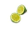 Fruit vert de bergamote photographie stock