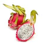 Fruit vibrant de dragon images stock