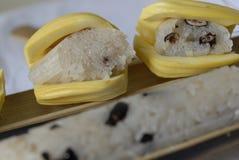 Fruit visqueux de cric de riz photo stock