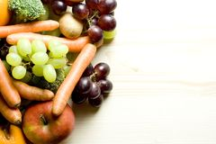 fruit warzywa Obrazy Stock