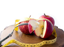 Fruit Weight Loss Stock Image