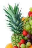 Fruit on white. Royalty Free Stock Image