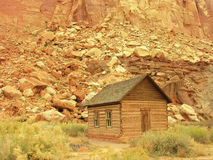 Fruita School House, Capitol Reef National Park, Utah Stock Photos