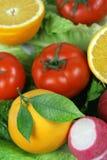 fruitand warzywa Zdjęcie Stock