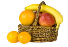 Fruitbasket Image stock