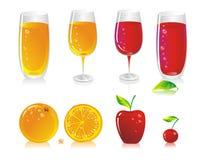 FruitBeverage Royalty-vrije Stock Foto