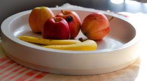 Fruitbowl Imágenes de archivo libres de regalías