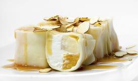 Fruitbroodje Royalty-vrije Stock Afbeeldingen