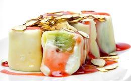 Fruitbroodje Royalty-vrije Stock Fotografie