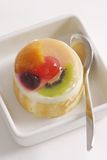 Fruitcake Stock Photos