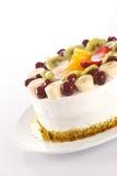 Fruitcake Stock Photography