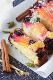 fruitcake στοκ εικόνες με δικαίωμα ελεύθερης χρήσης