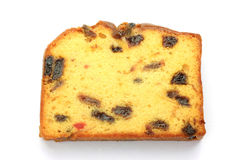 Fruitcake Stock Photography