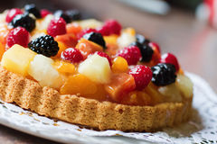 fruitcake Стоковое Изображение RF