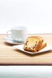 Fruitcake Stock Photo