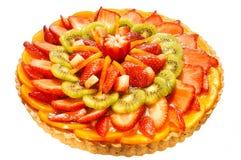 Fruitcake Zdjęcia Stock