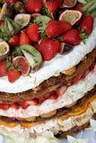 Fruitcake Royalty Free Stock Image