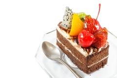 Fruitcake Obrazy Stock