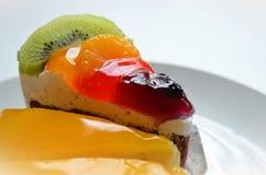 fruitcake Fotografia Stock