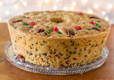 Fruitcake Stock Image