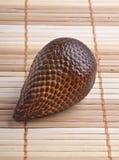Fruite или snakefruite Salak тропические Стоковые Фото