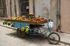 Fruitfiets Royalty-vrije Stock Foto's