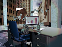 Fruitful business Stock Images