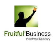 Fruitful Business Logo royalty free stock photo