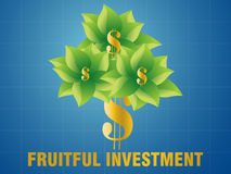 Free Fruitful Investment Stock Image - 3805121
