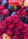 Fruitful mix Stock Photos