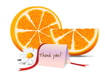 Fruitful thanks!- Royalty Free Stock Photography