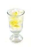Fruitige dranken Stock Afbeeldingen
