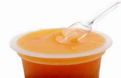 Fruitige gelei stock afbeelding