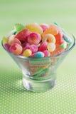 Fruitige geleisnoepjes Stock Foto