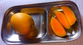 Fruitmango royalty-vrije stock foto