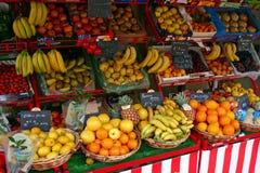 Fruitmarket Stock Photos