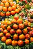 Fruitmarkt stock fotografie