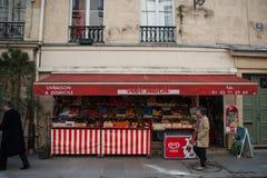 Fruitmarkt Stock Foto
