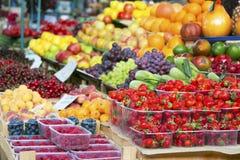 Fruitmarkt Stock Foto's