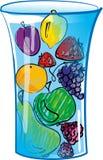 Fruitmengeling Stock Foto