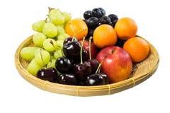 Fruitmengeling Royalty-vrije Stock Afbeeldingen