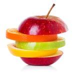 Fruitmengeling Royalty-vrije Stock Foto's