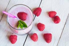 Fruitmilkshake Royalty-vrije Stock Foto