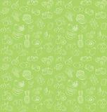 Fruitpatroon stock illustratie