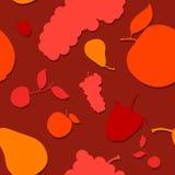 FruitPattern Royalty Free Stock Image